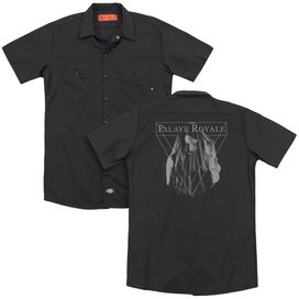 Palaye Royale Veil (Back Print) Adult Work Shirt