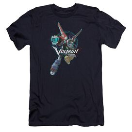 Voltron Defender Pose Hbo Short Sleeve Adult T-Shirt