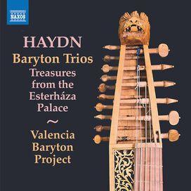 Haydn - Baryton Trios