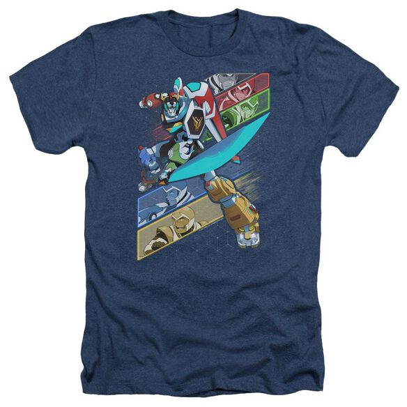 Voltron Crisscross Adult Heather