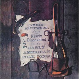 Jimmie Driftwood - Sings Newly Discovered Early American Folk Songs/The Wilderness Road