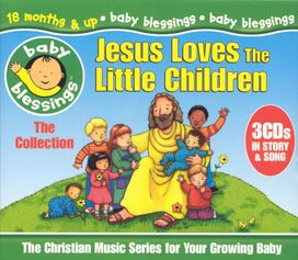 Various Artists - Jesus Loves the Little Children [Box Set]