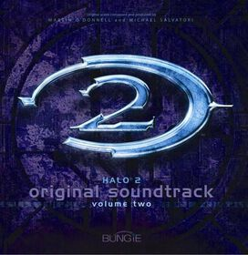 Martin O'Donnell/Michael Salvatori - Halo 2, Vol. 2 [Original Video Game Soundtrack]