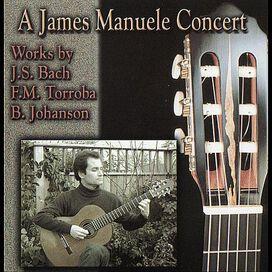 James Manuele - James Manuele Concert
