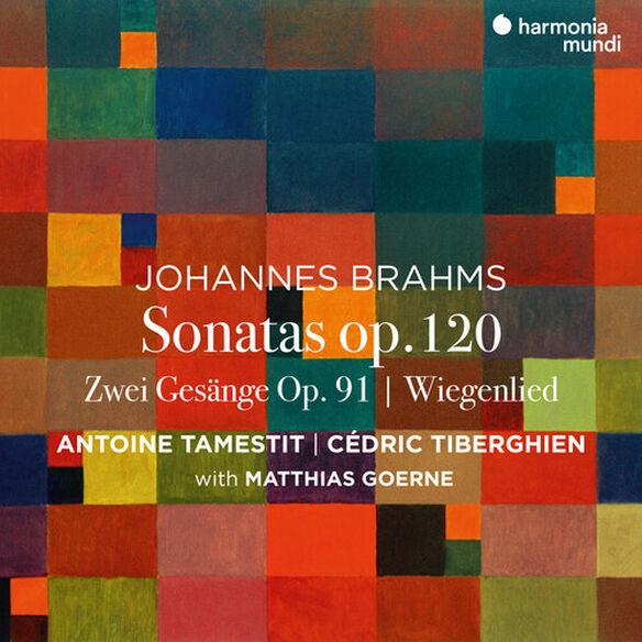 Antoine Tamestit - Brahms: Sonatas Op. 120 Nos. 1 & 2