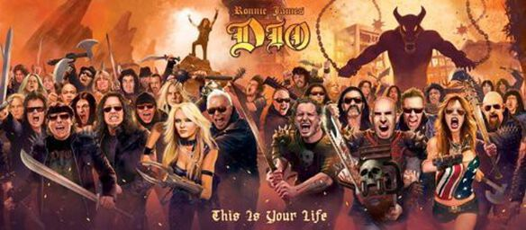 Various Artists - Ronnie James Dio-This Is Your Life / Various