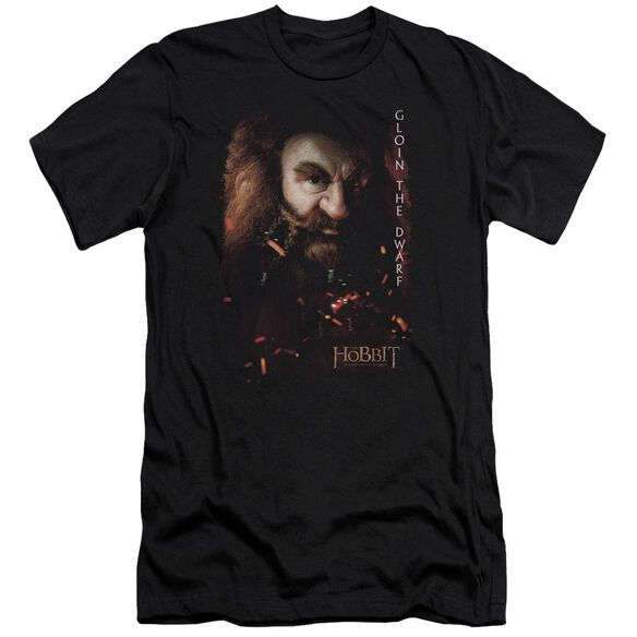 The Hobbit Gloin Poster Short Sleeve Adult T-Shirt