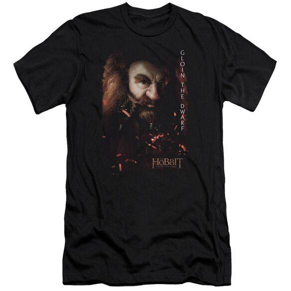 The Hobbit Gloin Poster Short Sleeve Adult T-Shirt
