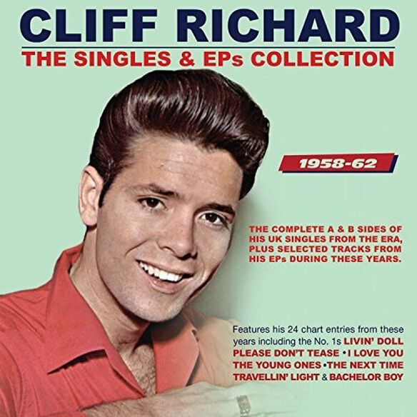 Cliff Richard - Singles & Eps Collection 1958-62