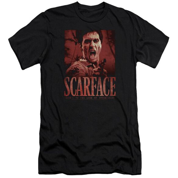 Scarface Opportunity Premuim Canvas Adult Slim Fit