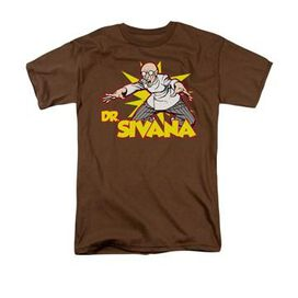 Dr Sivana Over Name T-Shirt