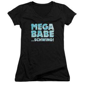 Snl Mega Babe Junior V Neck T-Shirt