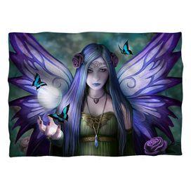 Anne Stokes Mystic Aura Pillow Case White