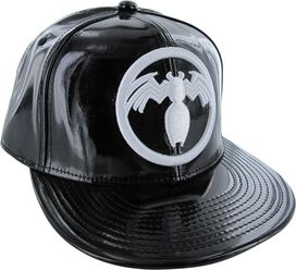 Venom Symbol Sublimated Under Visor Snapback Hat