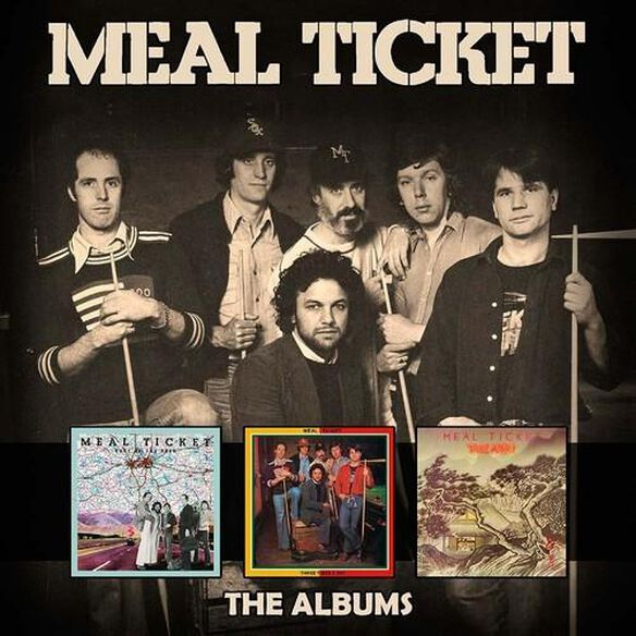 Meal Ticket: Albums (Uk)
