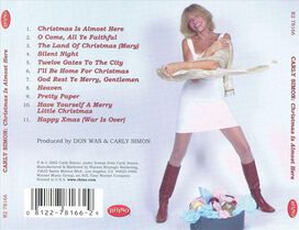 Carly Simon - Christmas Is Almost Here