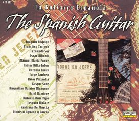 - The Spanish Guitar (Box Set)