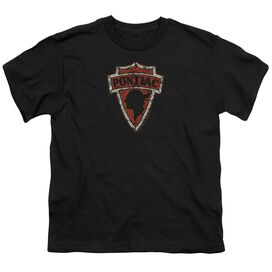 Pontiac Early Pontiac Arrowhead Short Sleeve Youth T-Shirt