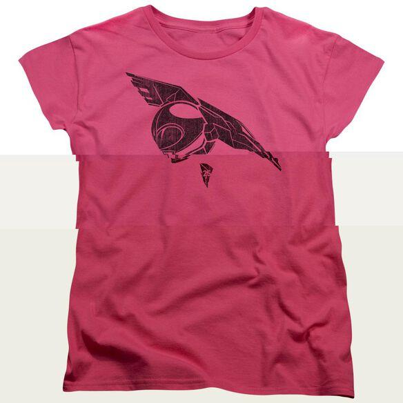 Power Rangers Short Sleeve Women's Tee Hot T-Shirt