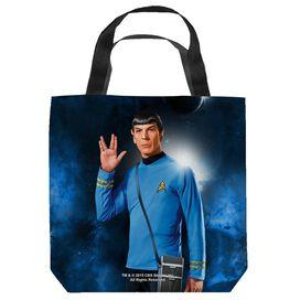 Star Trek Spock Tote