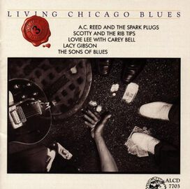 Various Artists - Living Chicago Blues 3 / Various