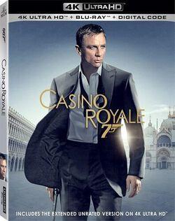 Casino Royale (4K) (WBR) (DTS) (Sub) (WS)