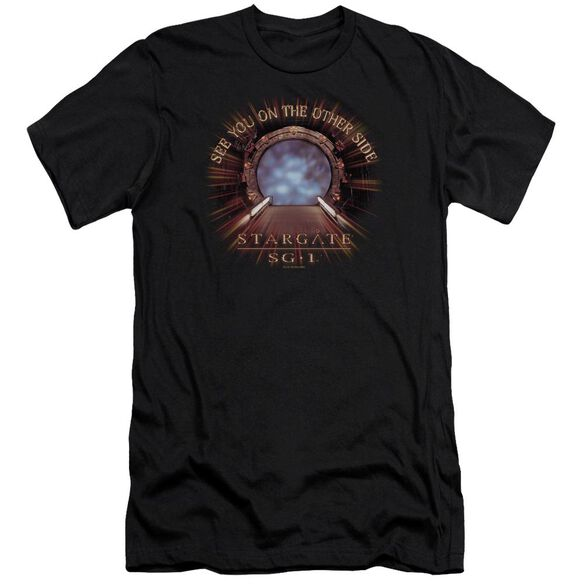 Sg1 Other Side Short Sleeve Adult T-Shirt