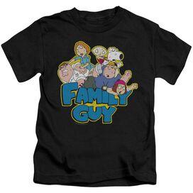 FAMILY GUY FAMILY FIGHT-S/S T-Shirt