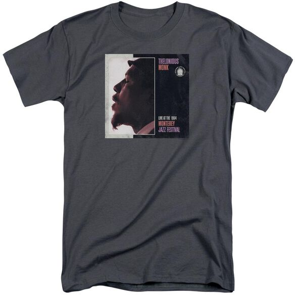 Thelonious Monk Monterey Short Sleeve Adult Tall T-Shirt
