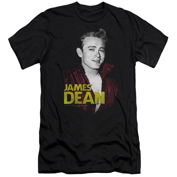 Dean Red Jacket Short Sleeve Adult T-Shirt