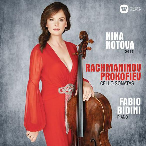 Rachmaninoff Prokofiev: Cello Sonatas