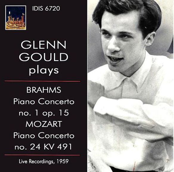 Glenn Gould Plays Brahms & Mozart