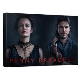 Penny Dreadful Chandler And Ives Quickpro Artwrap Back Board