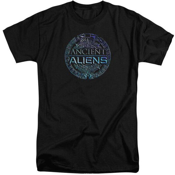 Ancient Aliens Symbol Logo Short Sleeve Adult Tall T-Shirt
