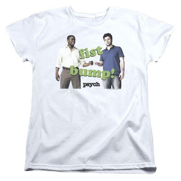 Psych Bump It Short Sleeve Womens Tee T-Shirt