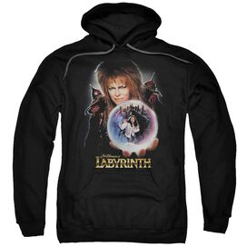 Labyrinth I Have A Gift Adult Pull Over Hoodie