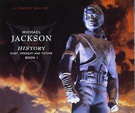 Michael Jackson - History Present Future