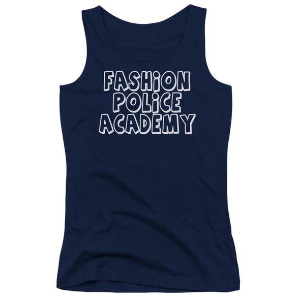 Fashion Police Juniors Tank Top