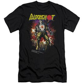 Bloodshot Vintage Bloodshot Short Sleeve Adult T-Shirt