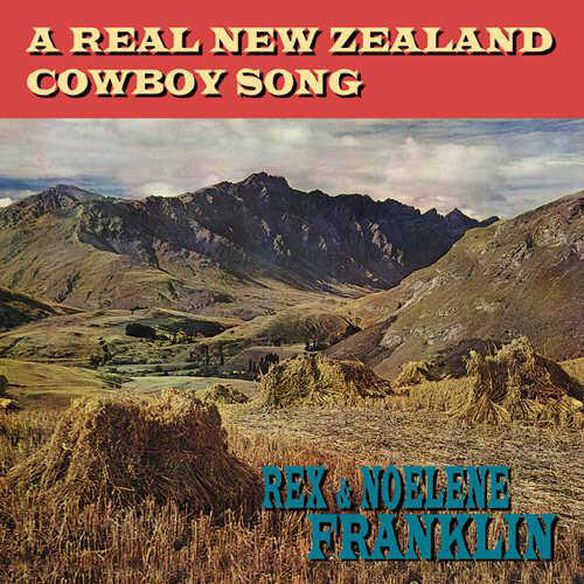 Real New Zealand Cow