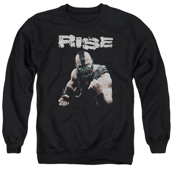 Dark Knight Rises Rise Adult Crewneck Sweatshirt