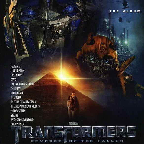 Transformers: Revenge Of The Fallen Album / Ost