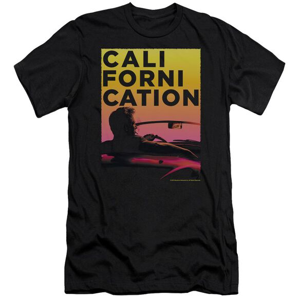 Californication Sunset Ride Premuim Canvas Adult Slim Fit
