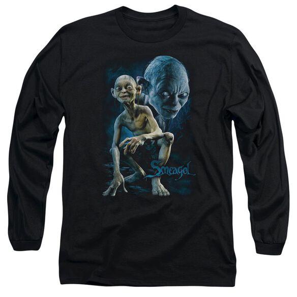 Lor Smeagol Long Sleeve Adult T-Shirt