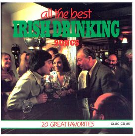 Various Artists - All the Best Irish Drinking Songs