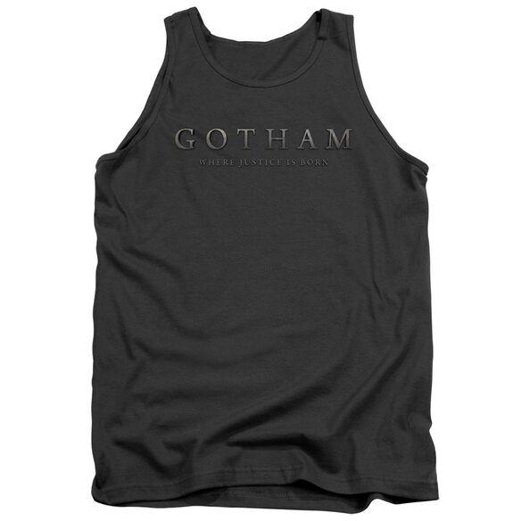 Gotham Logo Adult Tank