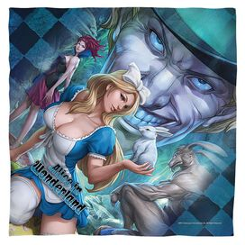 Zenescope Alice Bandana White