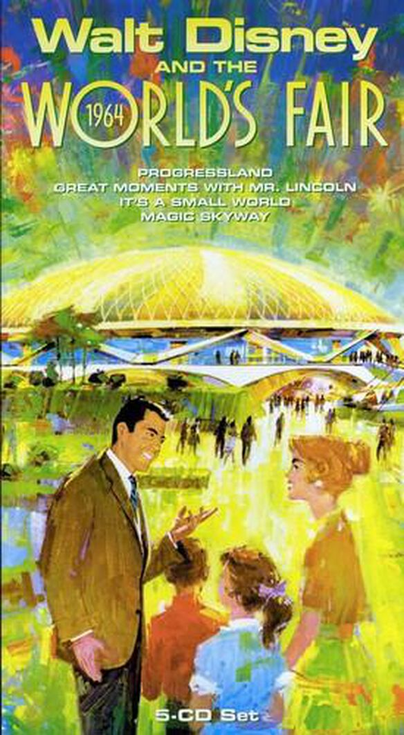Walt Disney & The 1964 World's Fair / Various