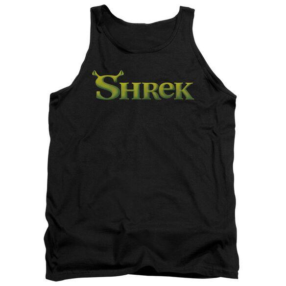 Shrek Logo Adult Tank