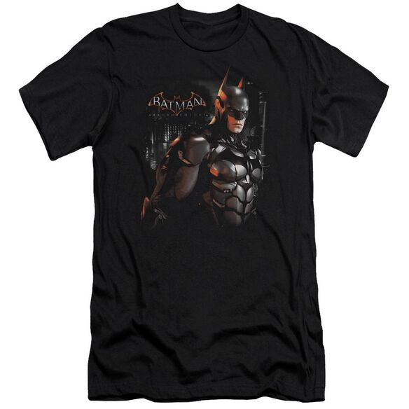 Batman Arkham Knight Dark Knight Short Sleeve Adult T-Shirt